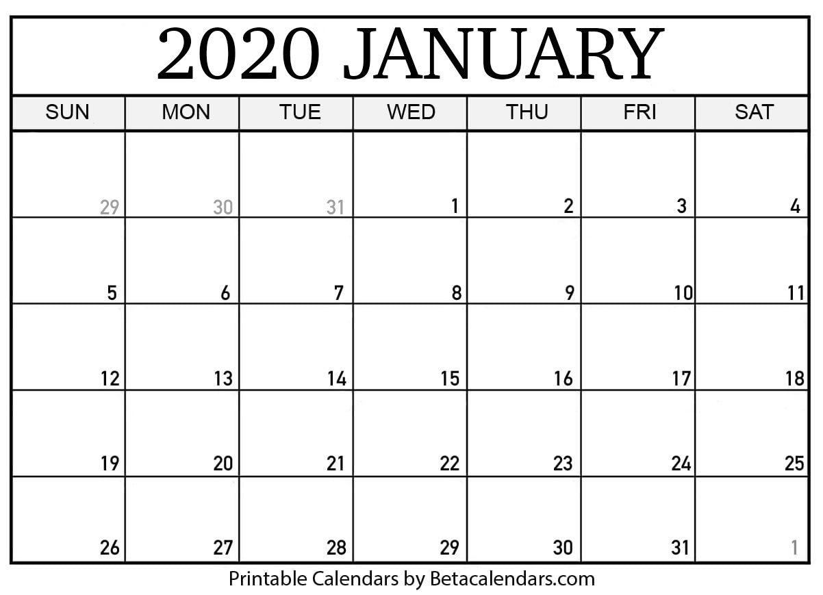 Fill In Calendars