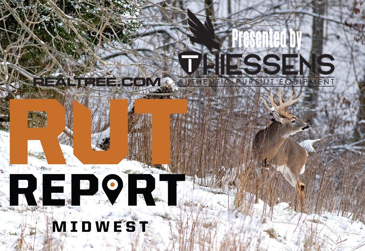 Illinois Deer Rut Seasn 2020 | Calendar Printable Free
