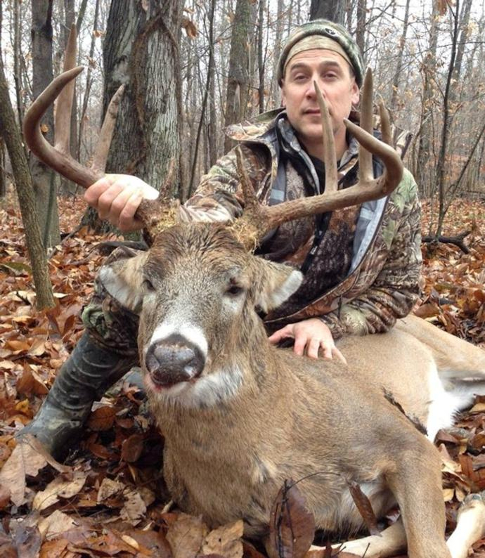 Illinois Whitetail Deer Hunting Guide, Outfitter, Booking