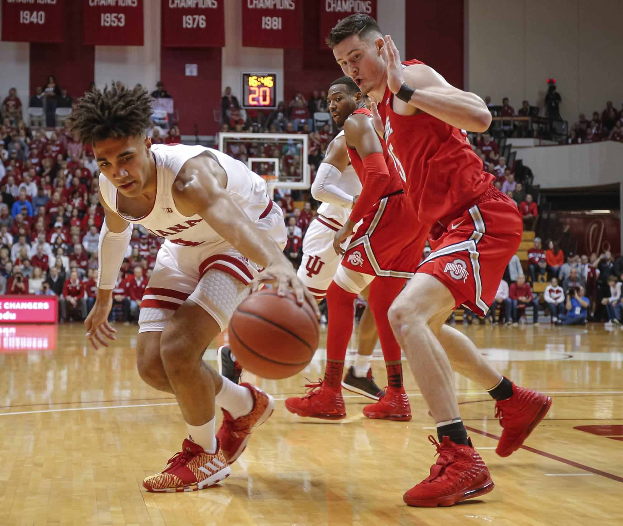 Indiana Basketball Vs Ohio State: Know Your Opponent