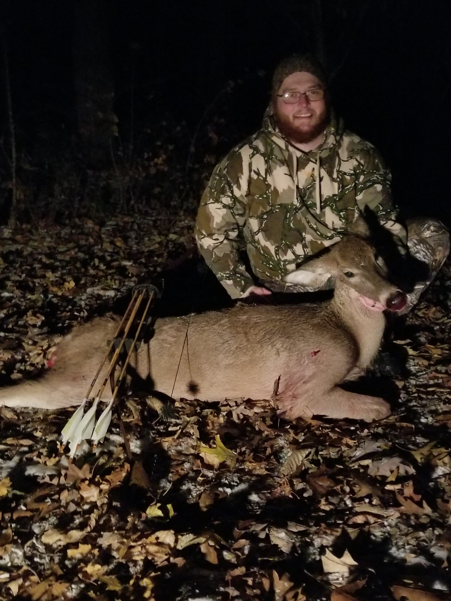 James Mckenzie 2018 Indiana Whitetail Deer | Archer'S Den