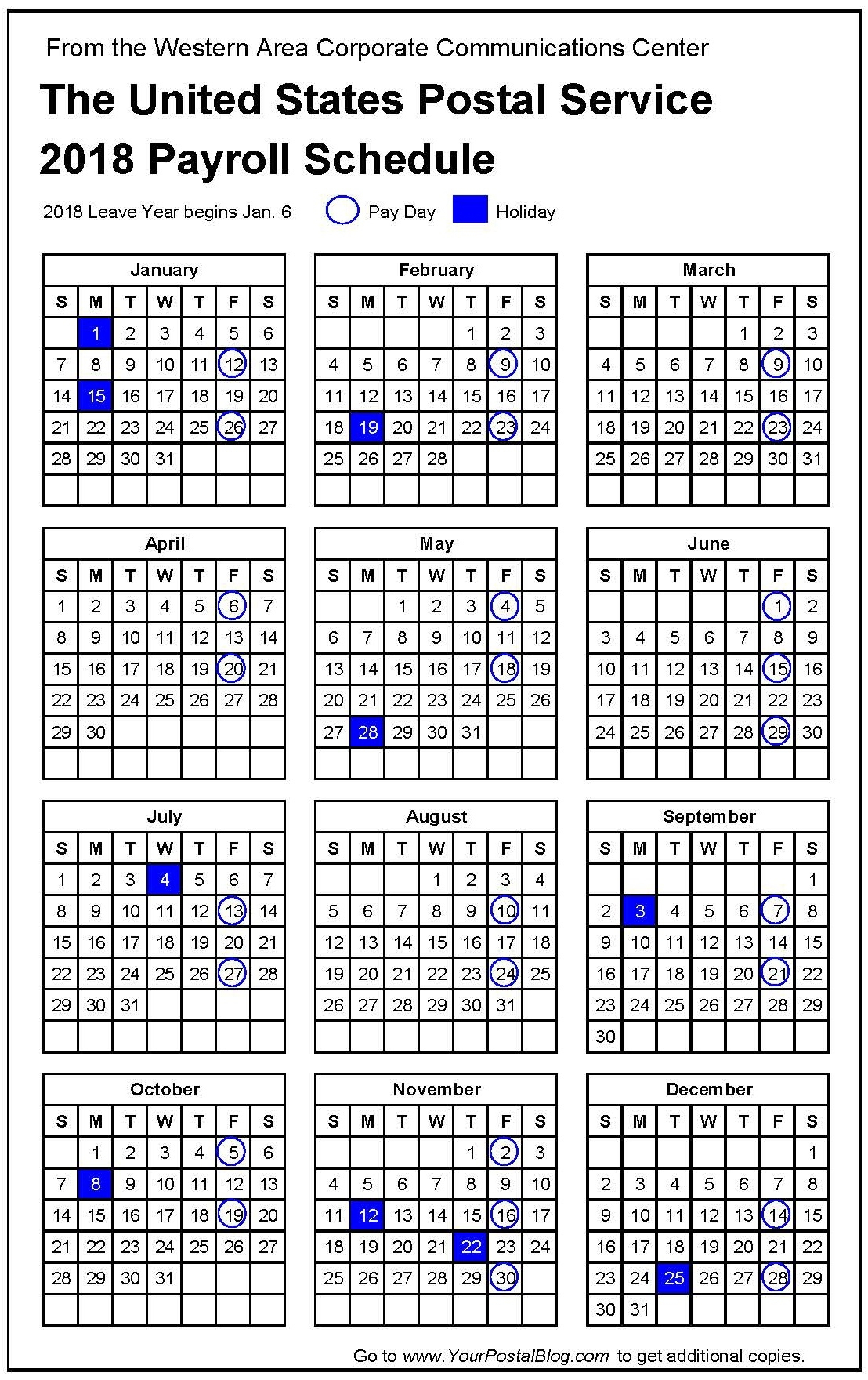 June 2018 – Page 3 – Template Calendar Design