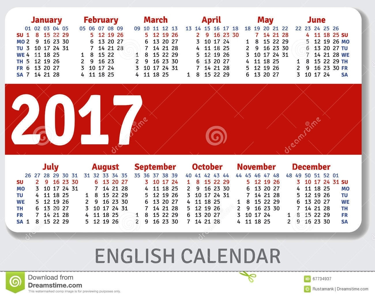 June 2018 – Page 7 – Template Calendar Design