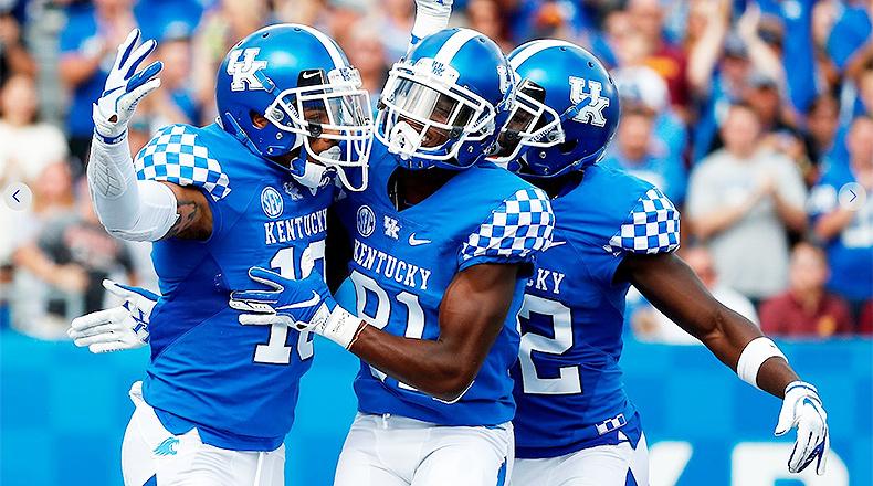 Kentucky Football Schedule 2020