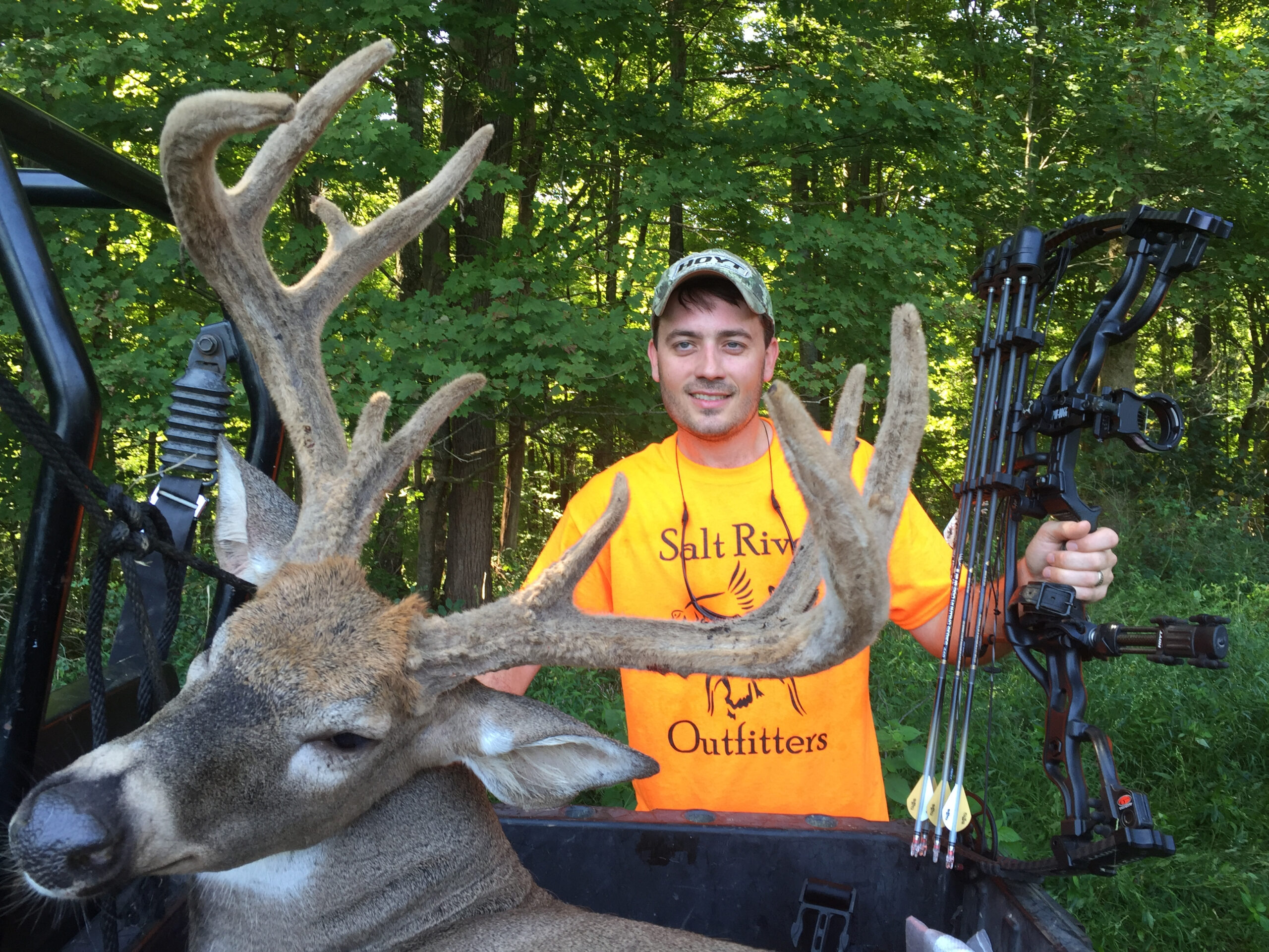 Kentucky Turkey & Deer Hunting Outfitters | Salt River