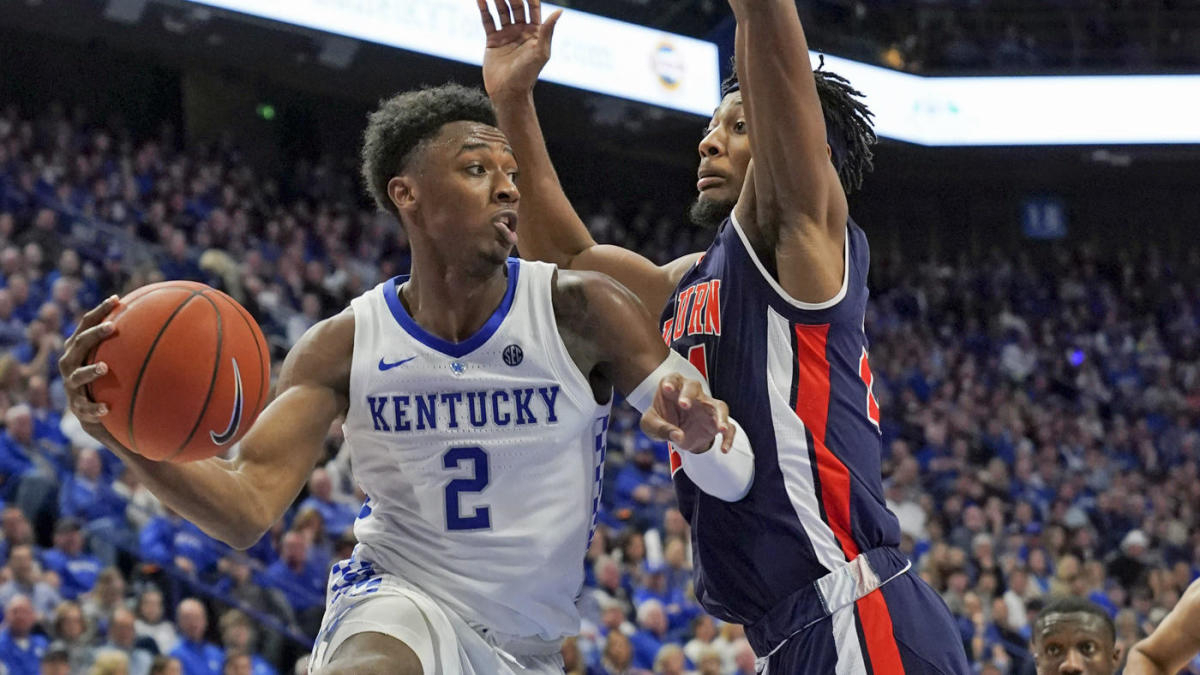 Kentucky Vs. Georgia Odds, Line: 2020 College Basketball