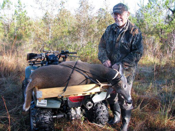 Keys For Deer Hunting After The Rut