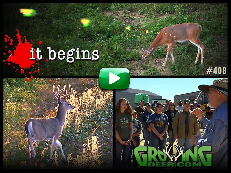 Kicking Deer Season Off In Kentucky | Hunting Advice And