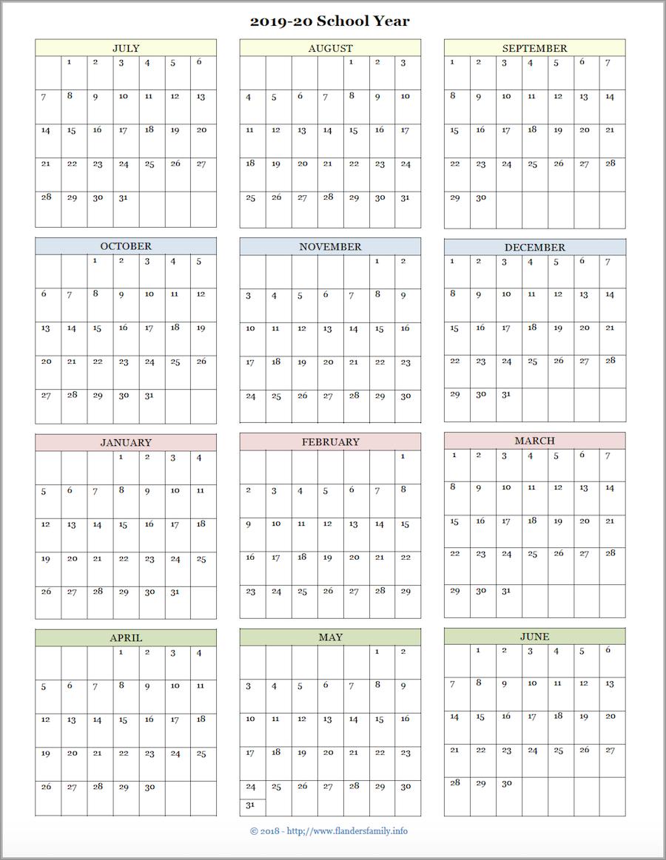 Mailbag Monday: More Academic Calendars (2019-2020
