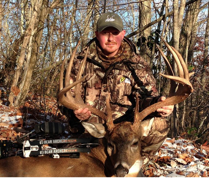 Massive Bowkill Buck Likely To Top State Record Book