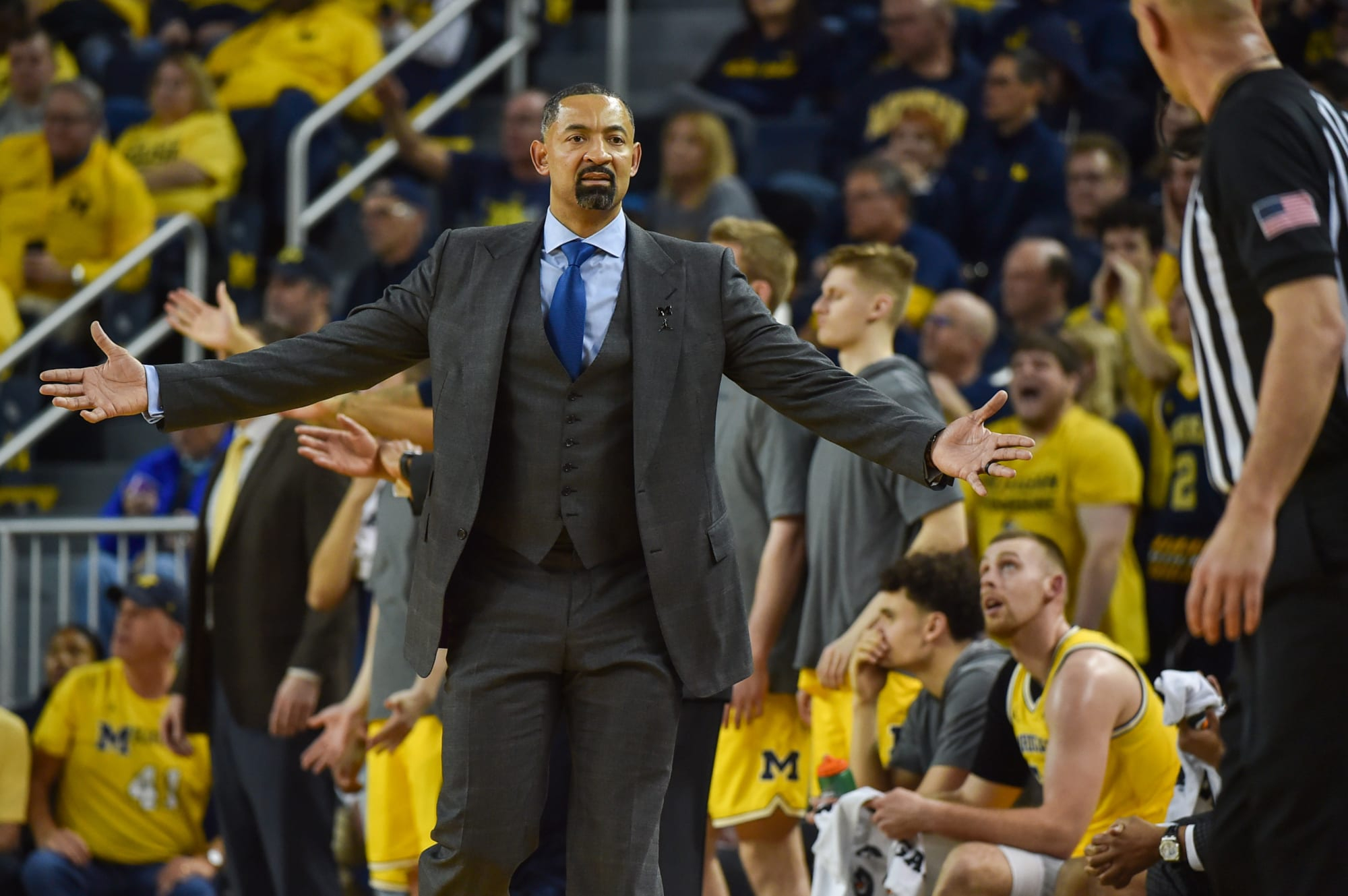 Michigan Basketball: 3 Bold Predictions For Wolverines In