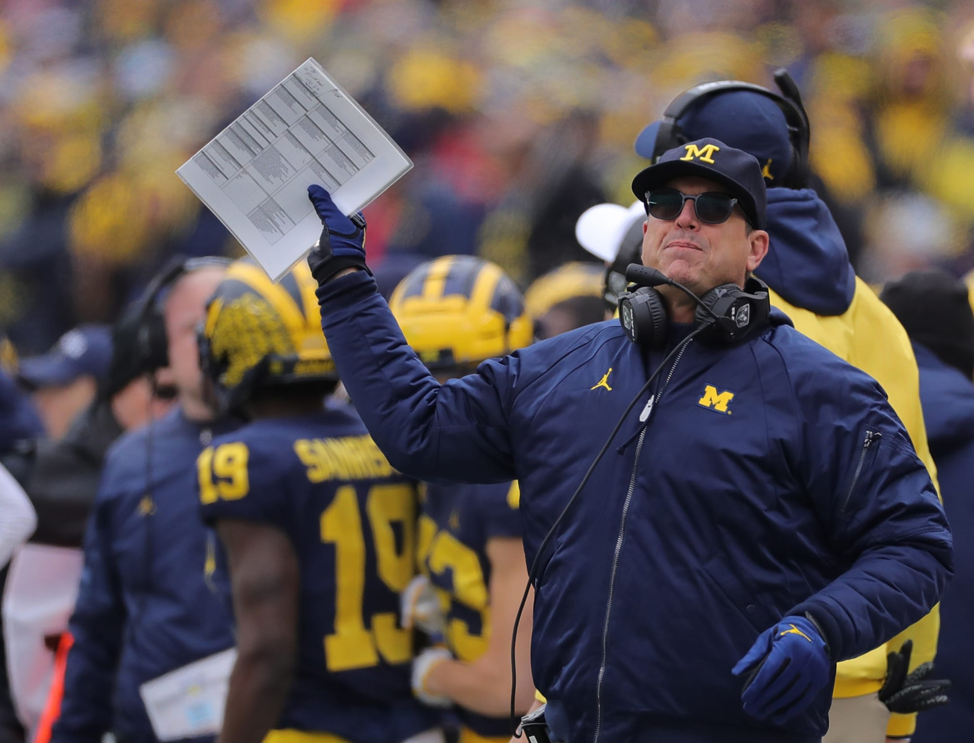 Michigan Football: Pressure Grows To Land 4-Star Quentin