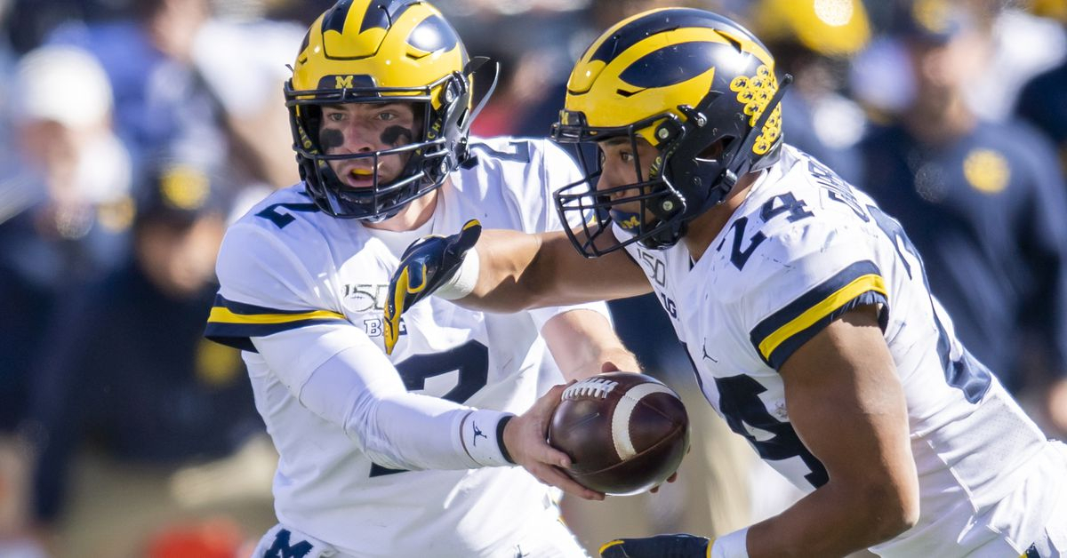 Michigan Penn State Football Predictions Bold - Maize N Brew