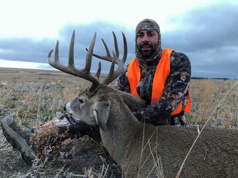 Montana Whitetail Hunt » Outdoors International