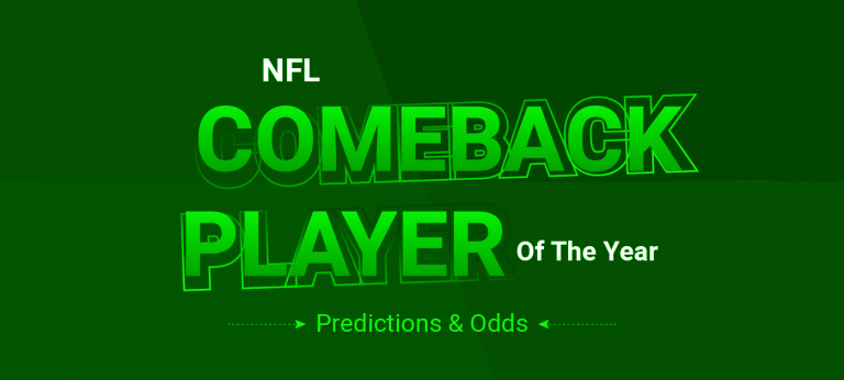 Nfl Comeback Player Of The Year 2020/2021 - Predictions