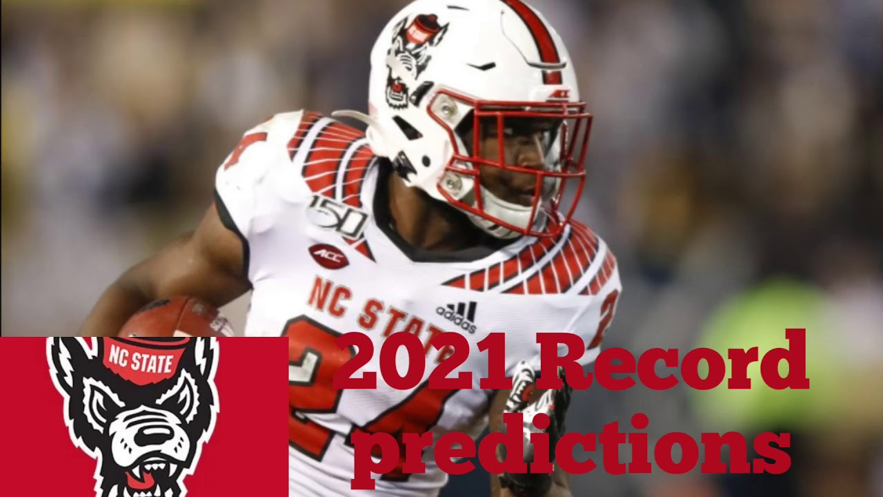 North Carolina State Wolfpack 2020-2021 Record Prediction