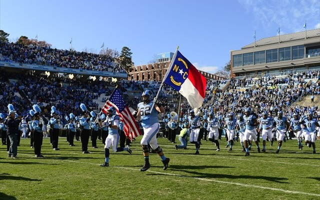 North Carolina, Wake Forest Schedule Nonconference Series