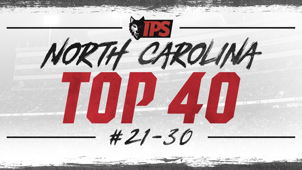 North Carolina'S Top 40 Football Prospects: No. 21-30