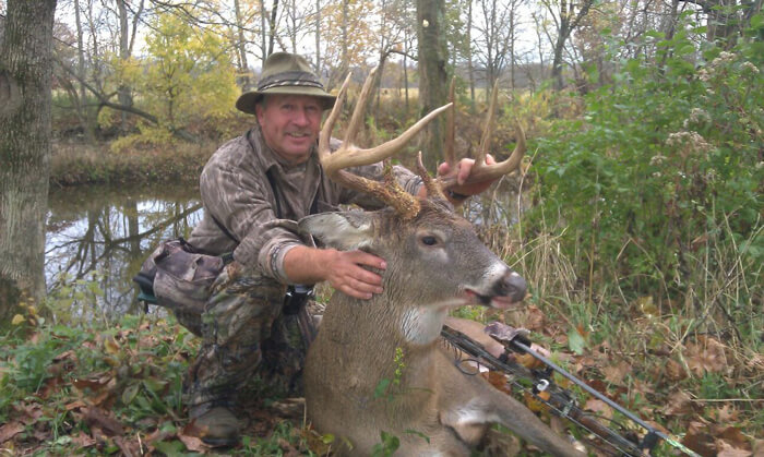 Outfitted Kentucky Trophy Whitetail Hunting Guide