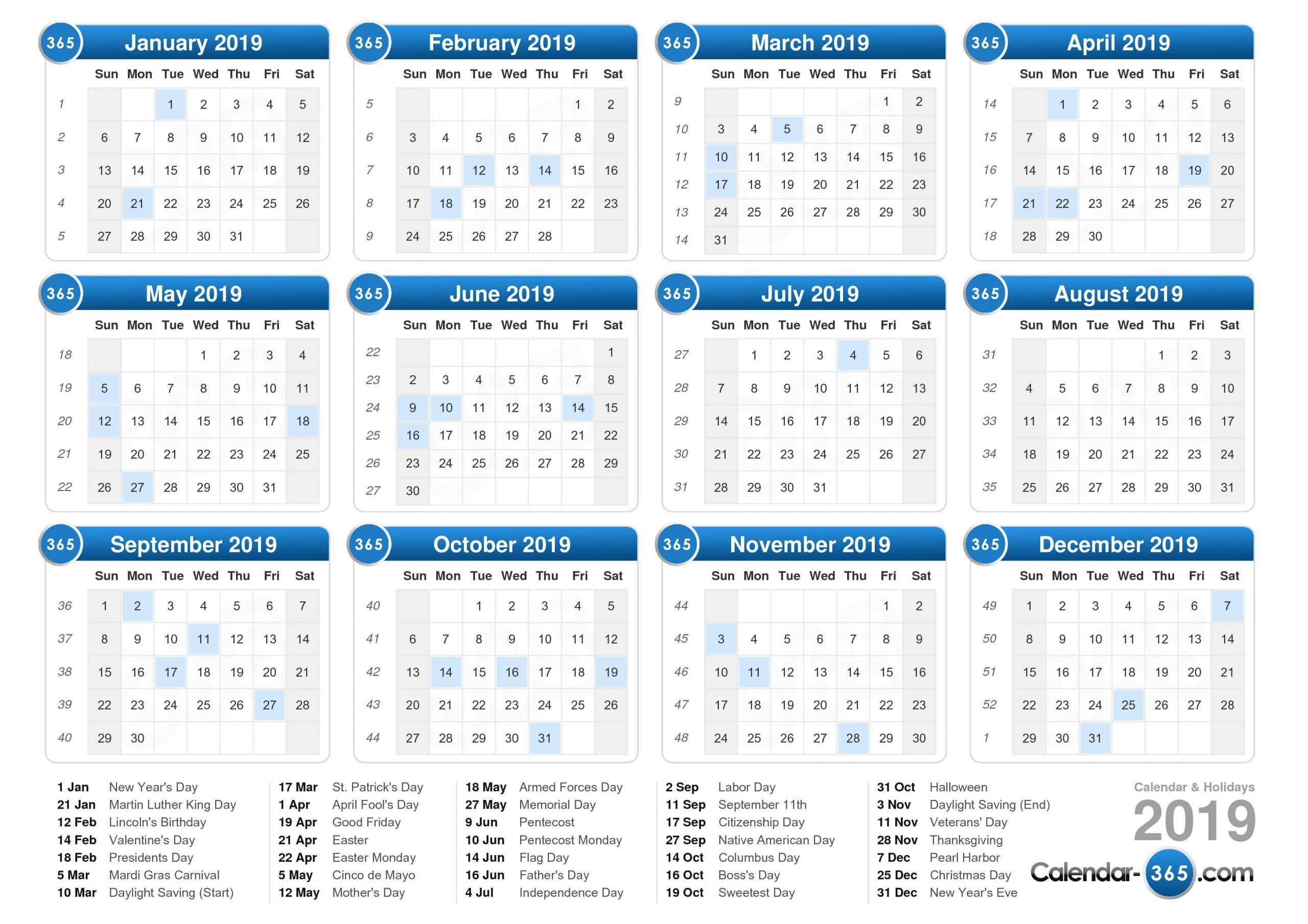 Pick Jan Thru Dec 2020 Calendar   Calendar Printables Free