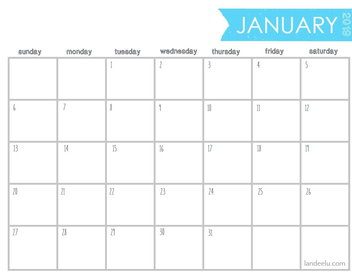 Printable Calendar Legal Size Paper | Calendar Printables