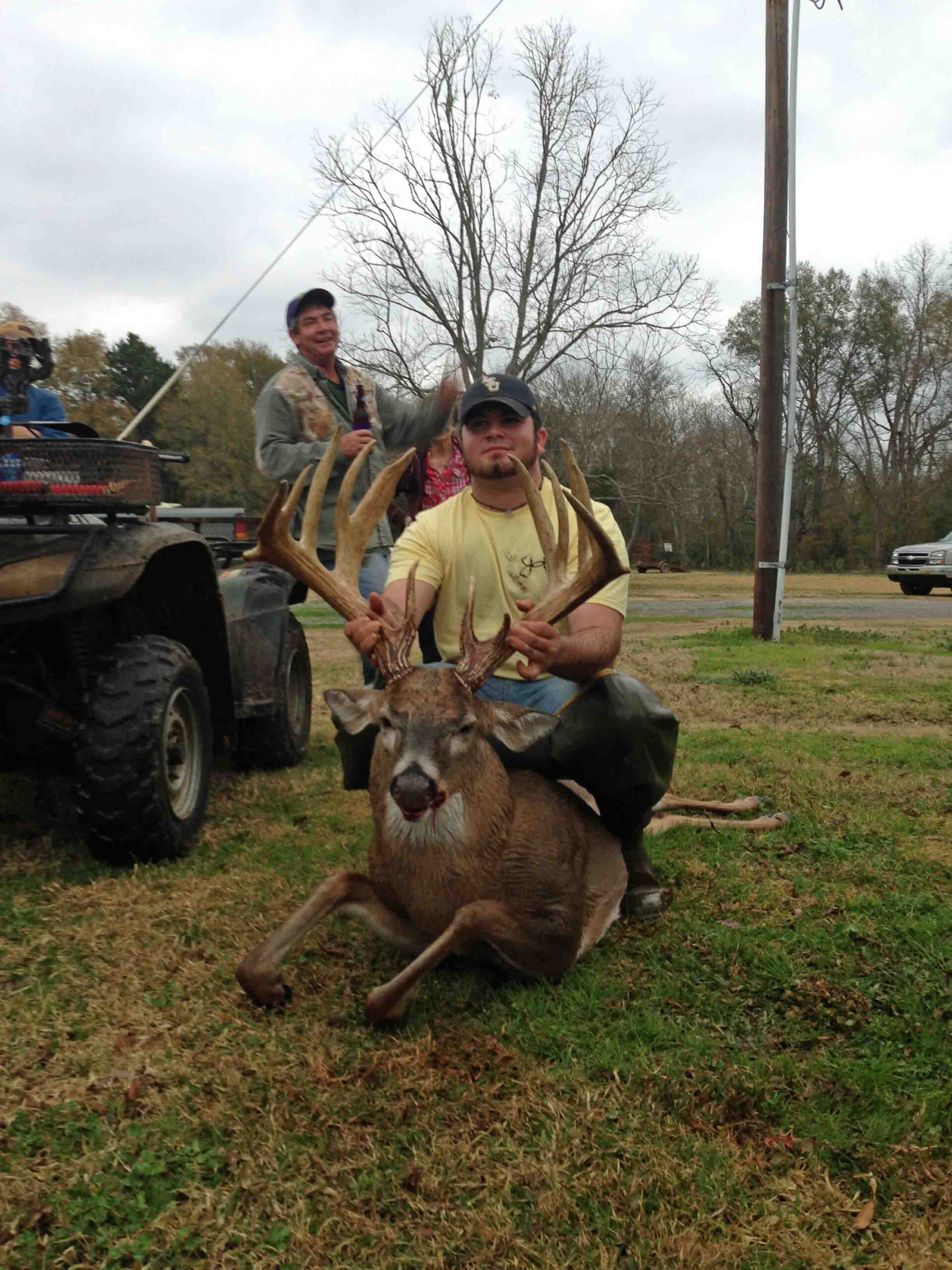 Rack Report: Monster Non-Typical One Of Louisiana'S