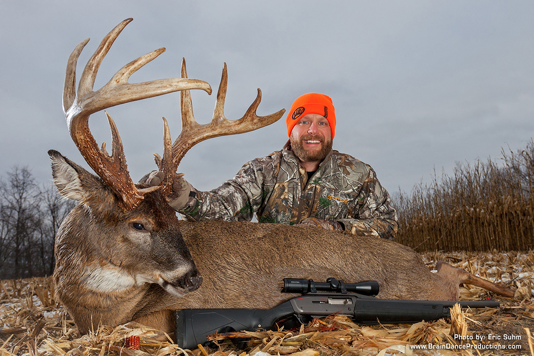 Rack Report: Paul Sawyer'S Illinois Stud | Deer Hunting