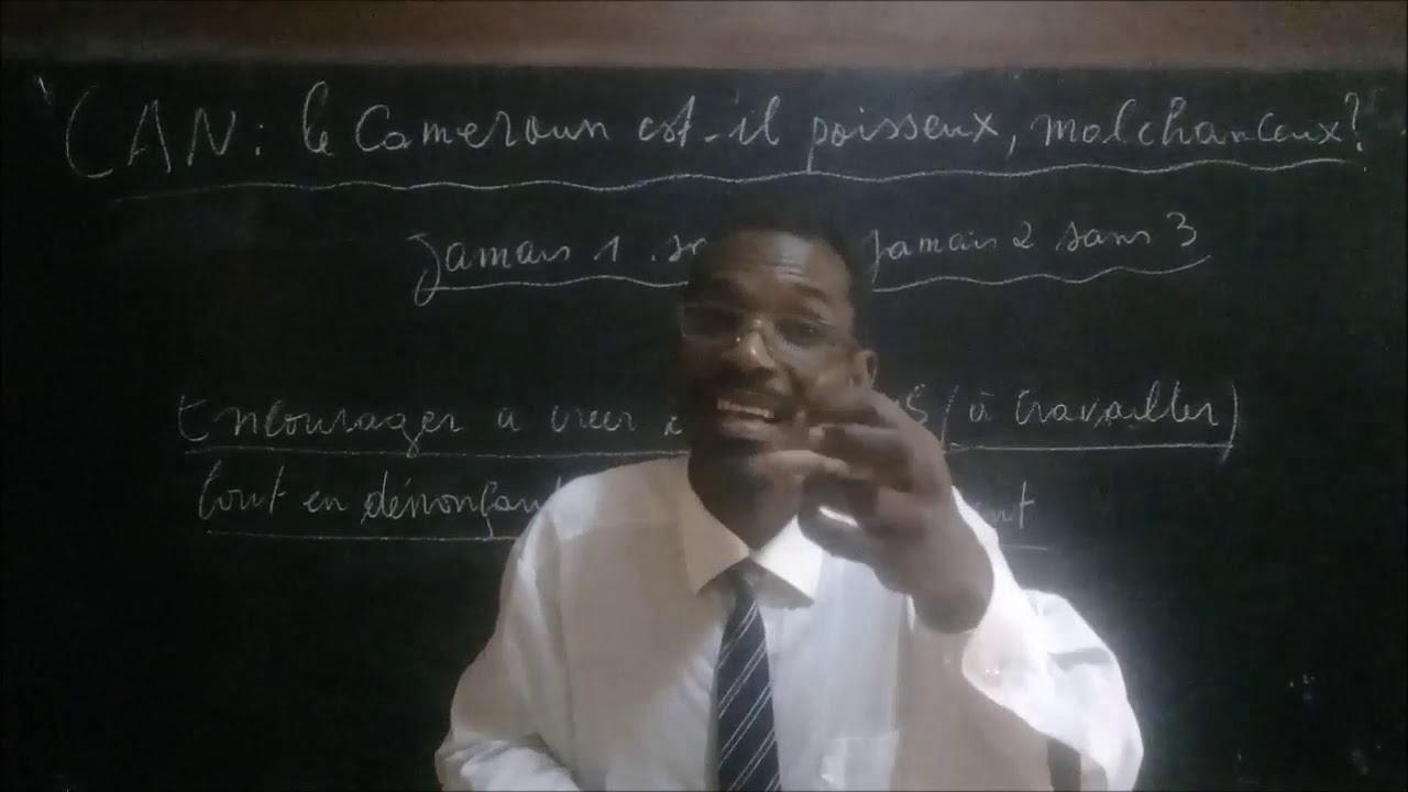 Report De La Can 2021 : Le Cameroun Est-Il Un Pays, Un