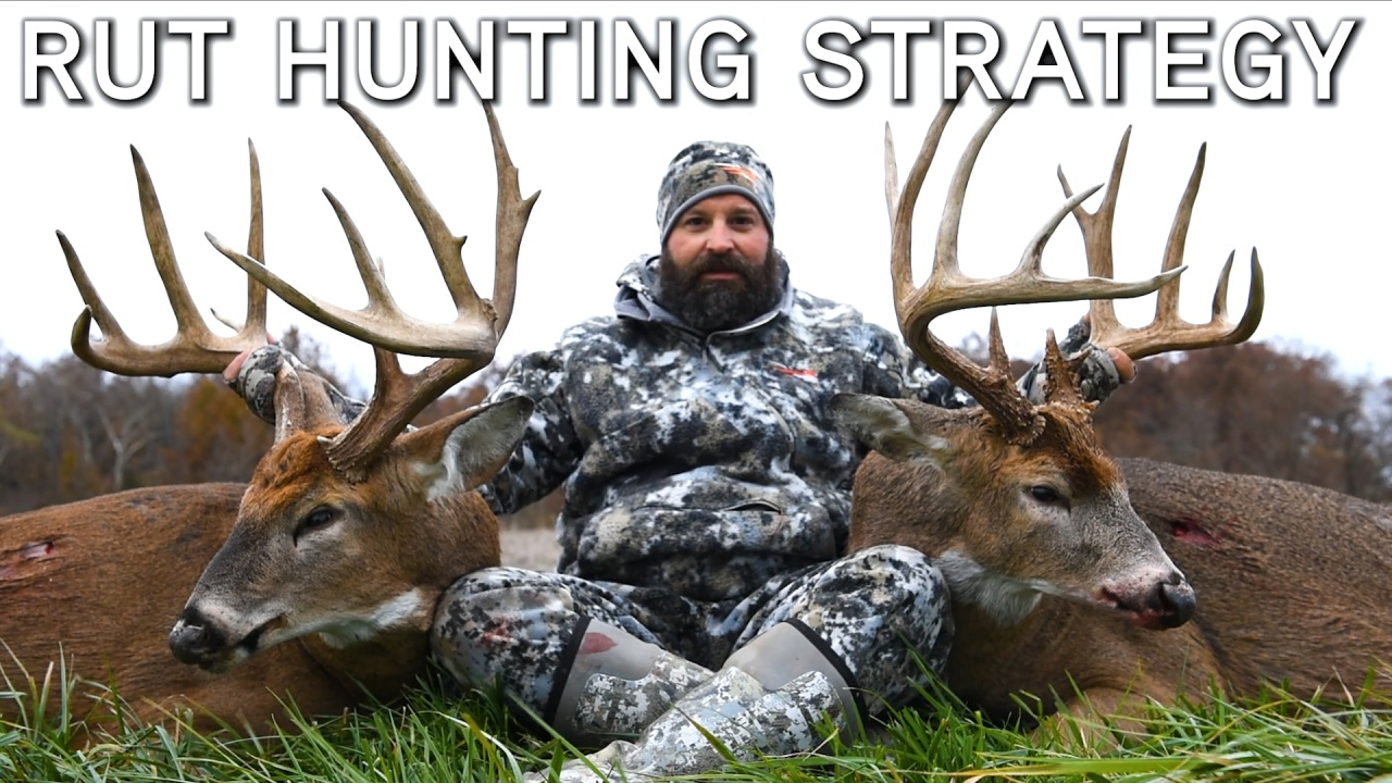 Rut Hunting Strategy | Stand Locations, Funnels, Food