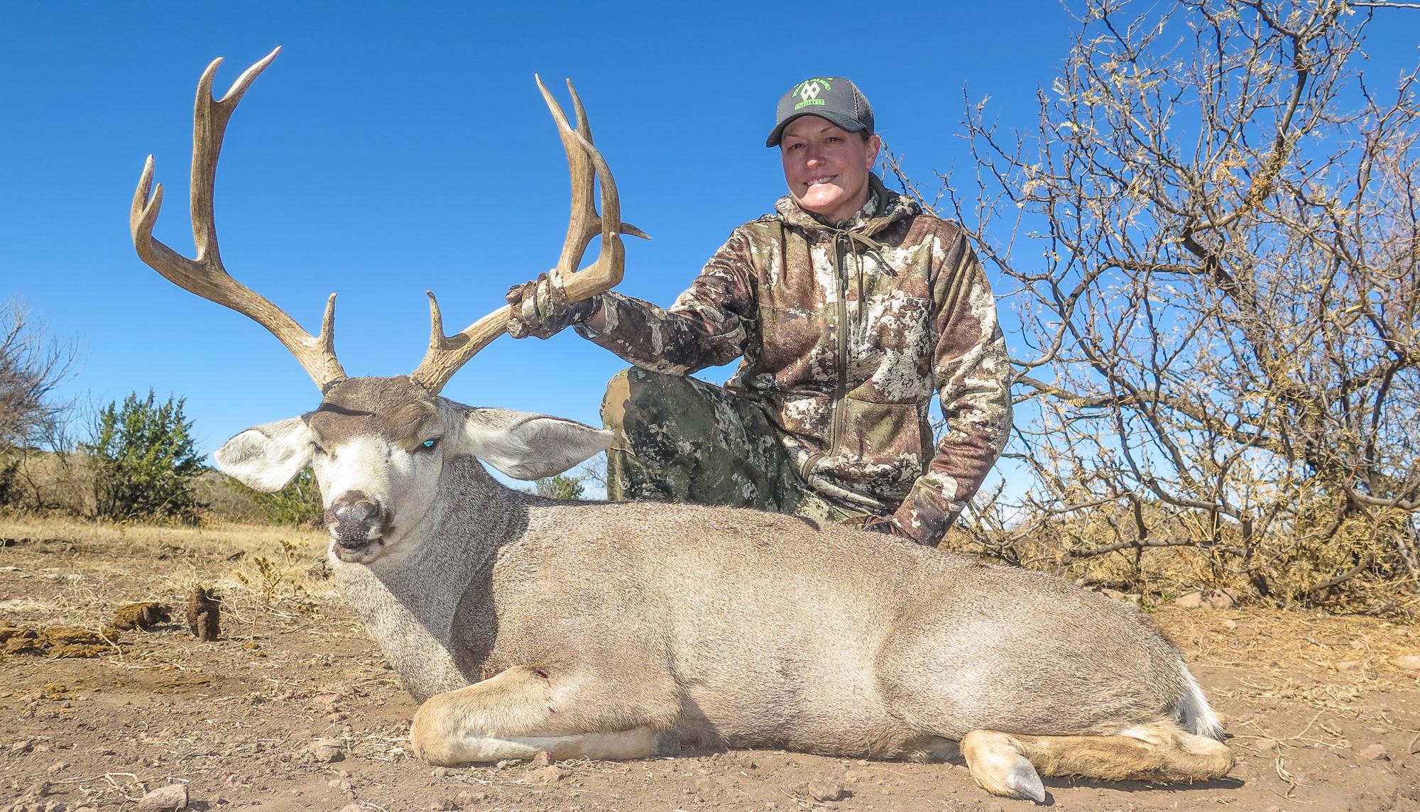 Texas Mule Deer Hunts | Wes Hdd