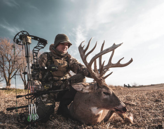 The Land Of Giant Whitetail - When Preparation Meets