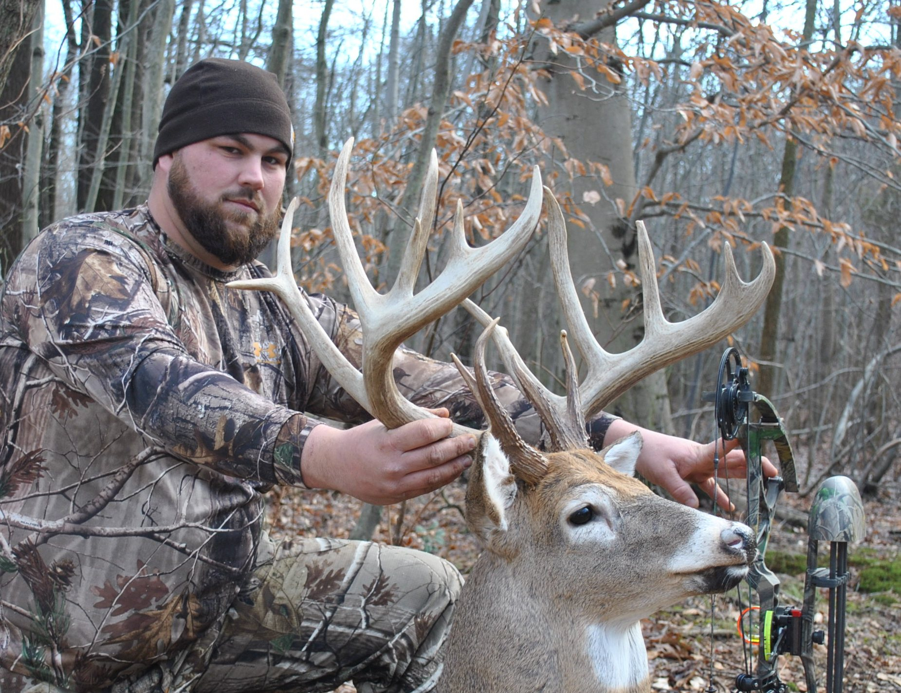 The Ultimate Whitetail Plan 3: The Rut! | Deer Hunting