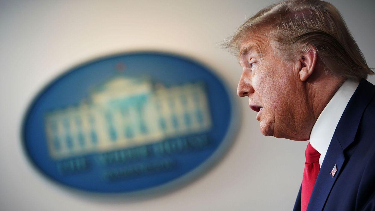 Trump Se Félicite Du Report Des Jo, Dit Qu'Il Y Assistera
