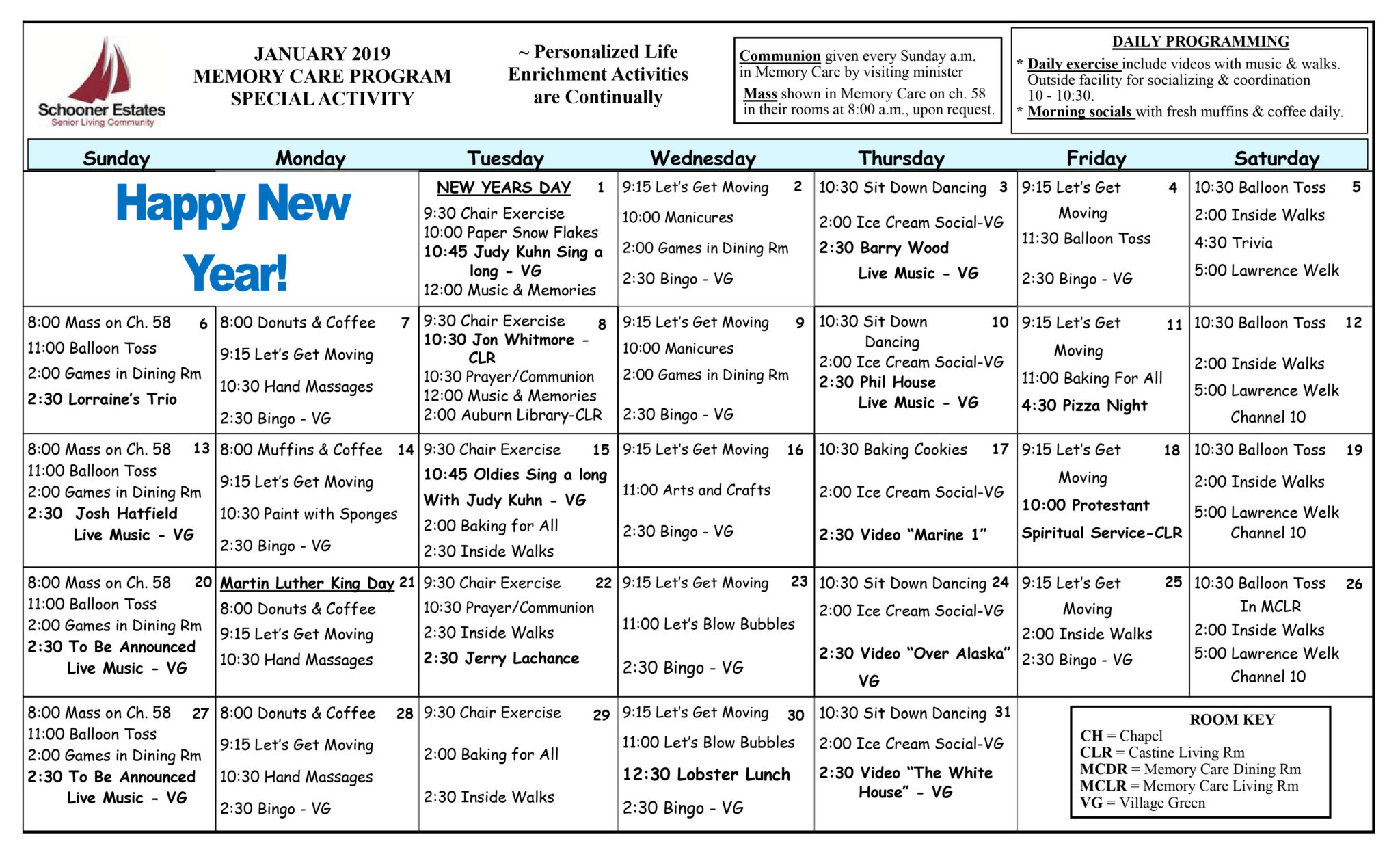 University Of Tulsa 2021 Calendar | Printable Calendar