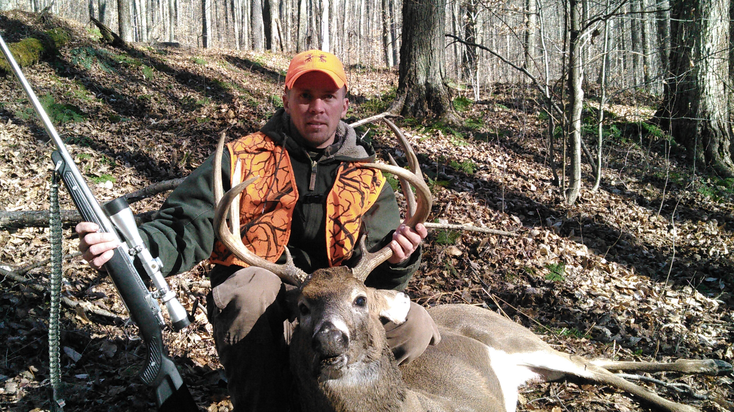 Usa County, Pa | Winchester World Of Whitetail
