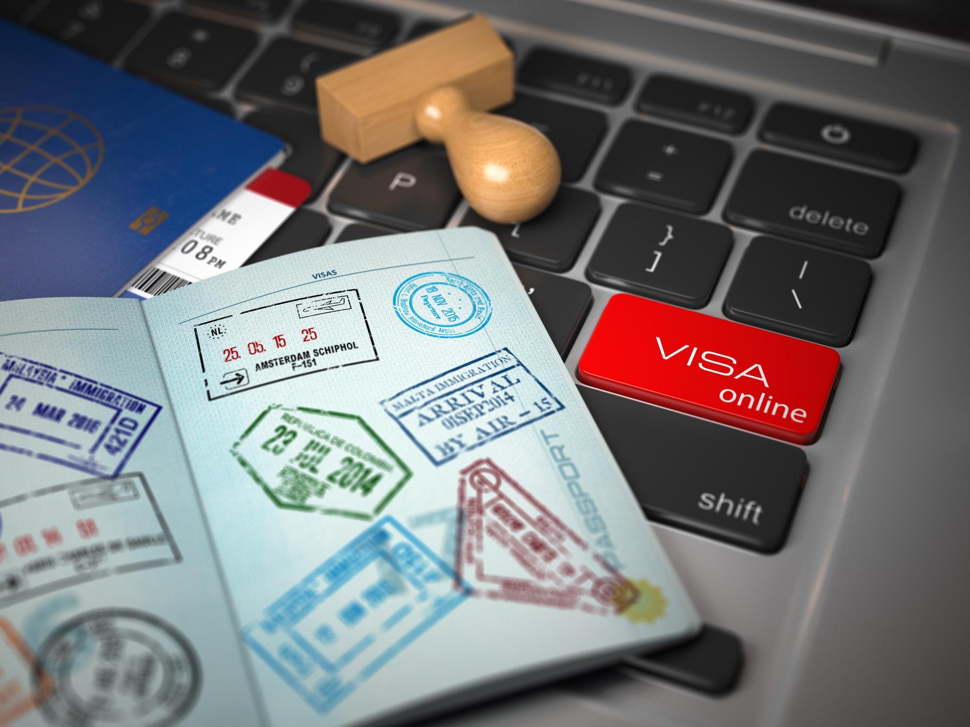 Utviklingsmuligheter For Reiseliv Med E-Visum - Sør