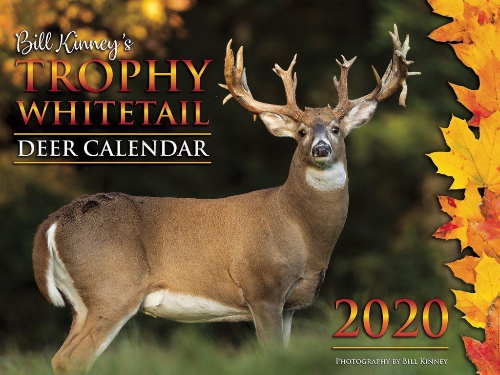 Whitetail Rut Calendar 2020 – Template Calendar Design