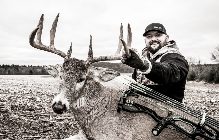 Wi Whitetail Trophy Buck » Turtle Creek Outfitters