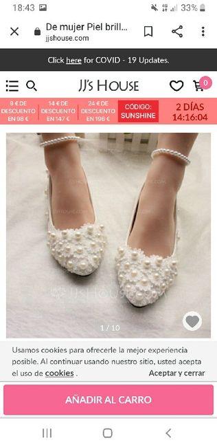 Zapatos Planos??? - Moda Nupcial - Foro Bodas