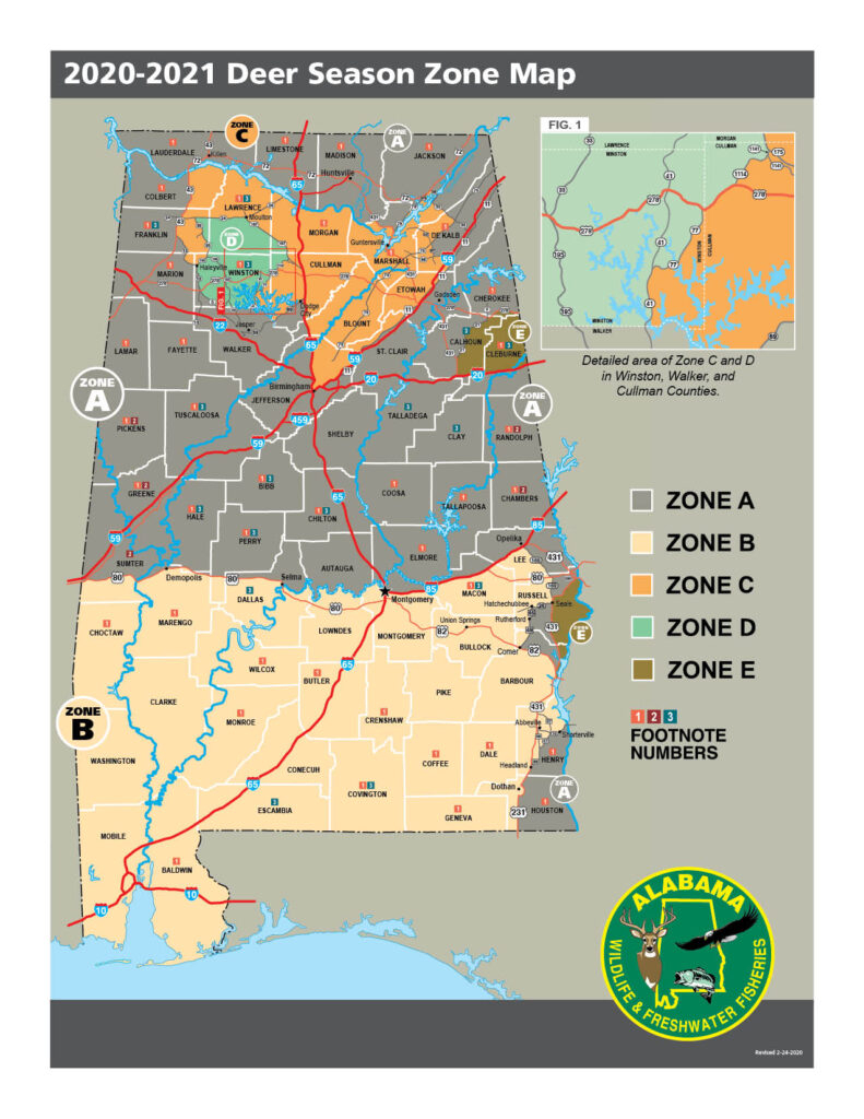 What'S New For The 2020-2021 Hunting Seasons | The Cullman