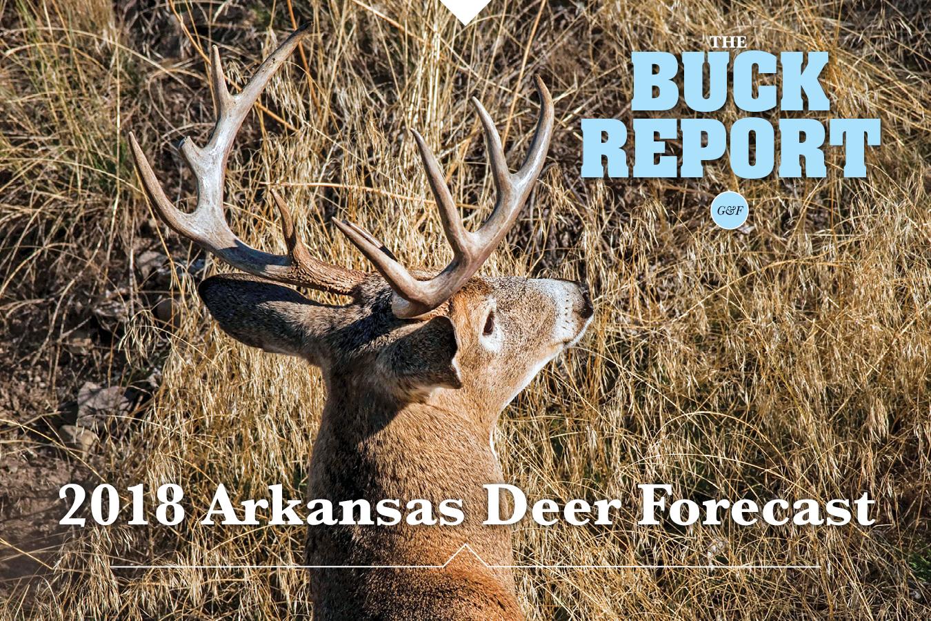 2018 Arkansas Deer Forecast