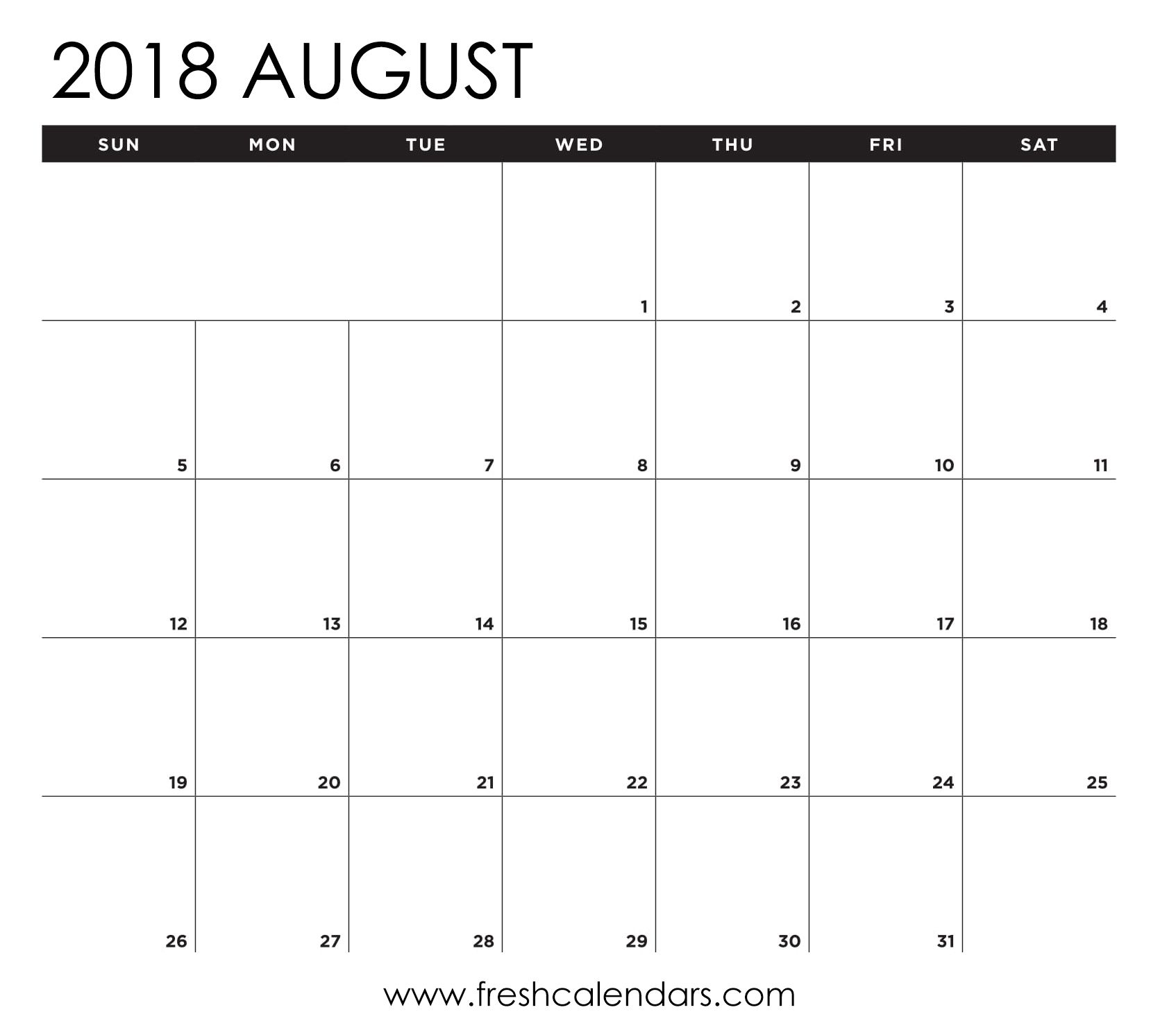 2021 Printable Calendar With Grid Lines | Monthly Calendar