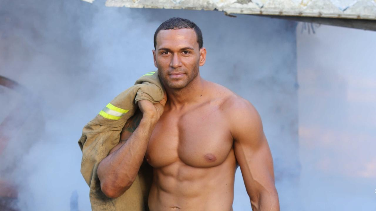 Airport Firie Puts Sizzle Into Summer With Sexy Calendar