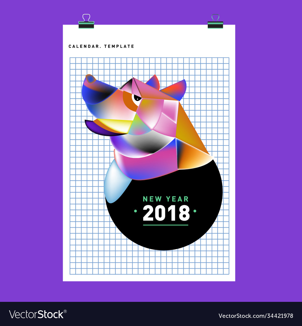 Chinese New Year 2021 Festive Card Design With