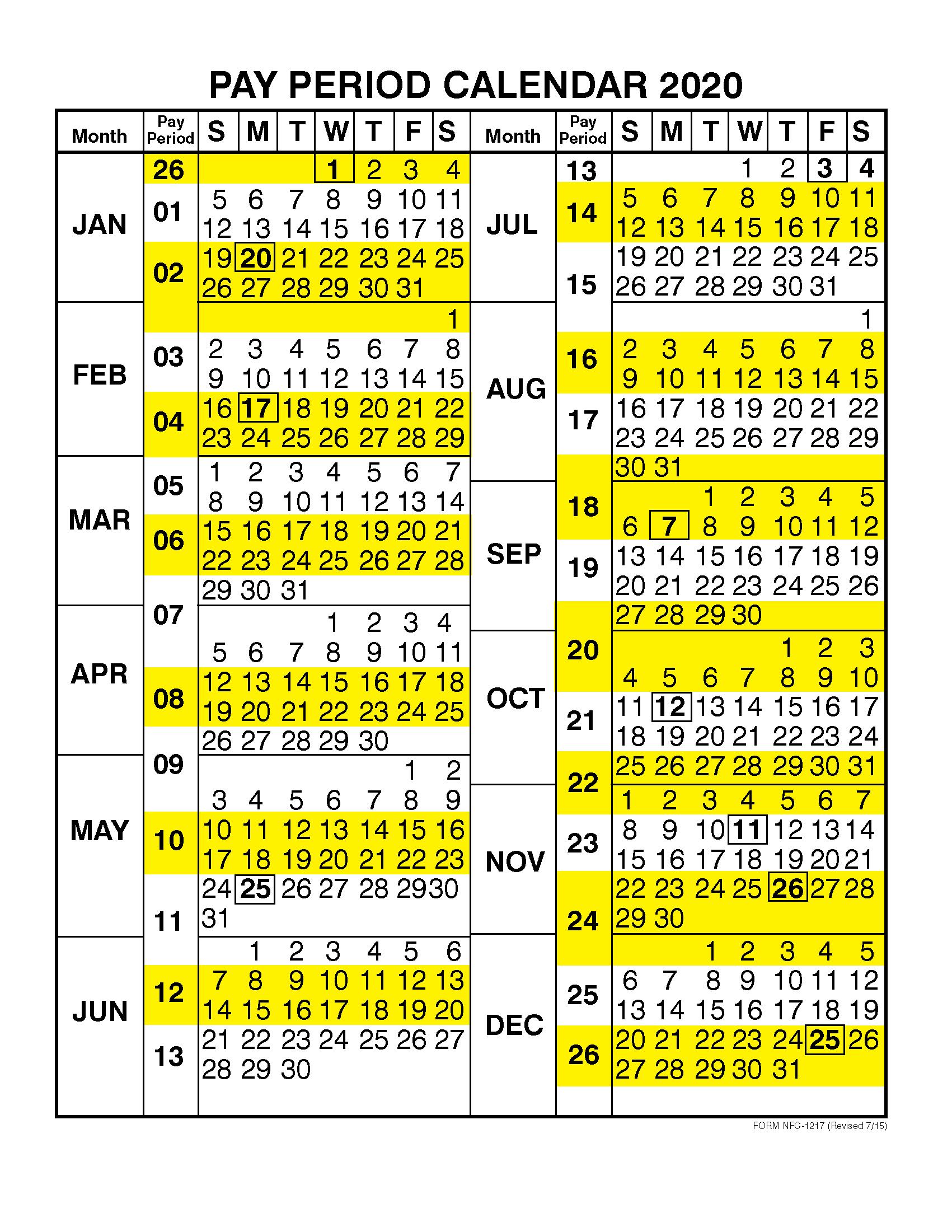 Csun Payroll Calendar 2021 | 2021 Pay Periods Calendar