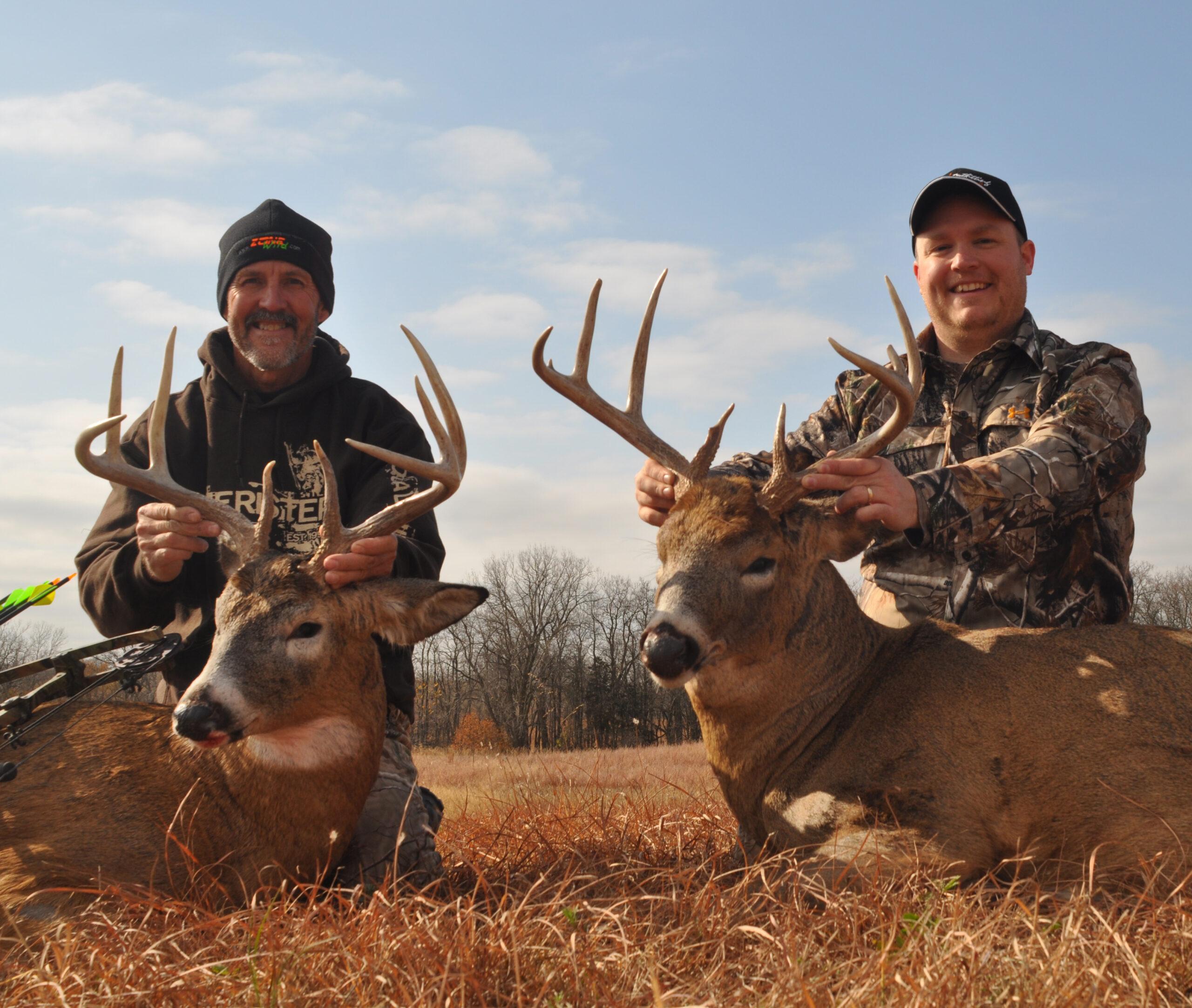 Deer & Deer Hunting Guide To Big Bucks: Rules Of The Rut
