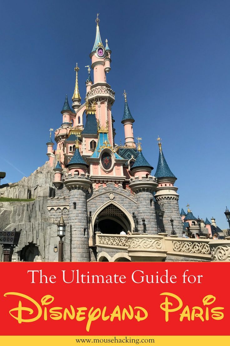 Disneyland Paris Complete Guide And Tips (2021) - Mouse