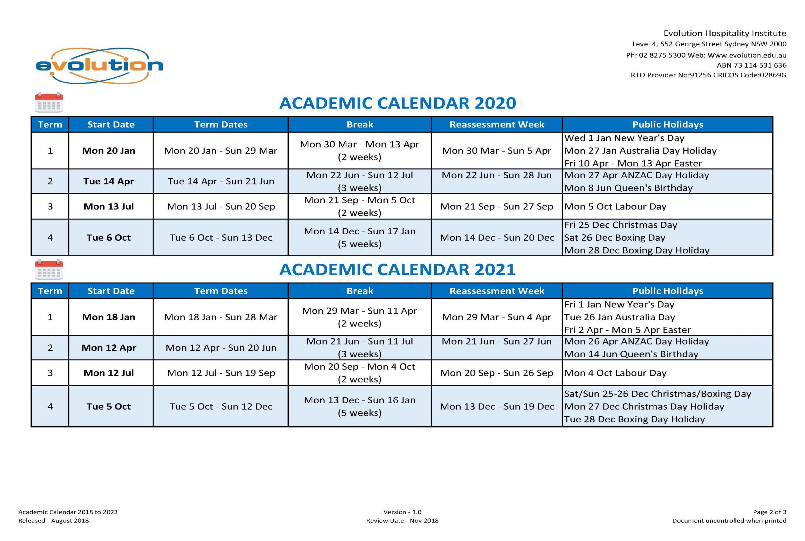Education Queensland Payroll Calendar 2021/Page/2 | Payroll