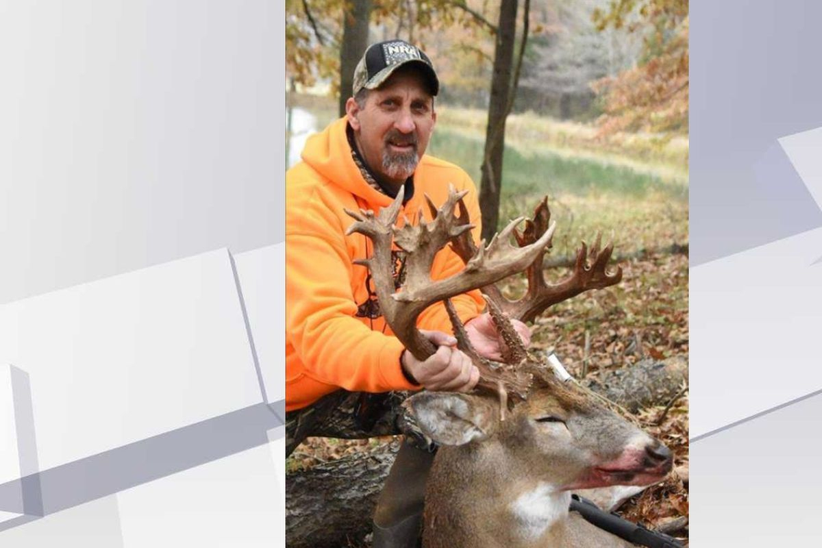 Illinois Hunter Could Be In Running For Largest Buck Ever