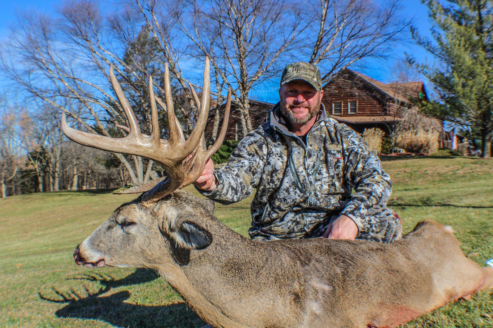 Illinois Whitetail Gun Hunts | Heartland Lodge